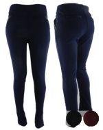 Calza Pantalon Algodón Interior Piel x3 unds. Tallas: S - M - L - XL