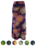 Falda de Lanilla Estampada x 3 unds. Tallas: Standar