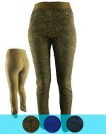 Calza Pantalon x3 unds Tallas: S - M - L