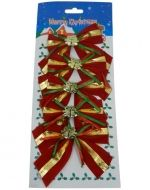 Lazo Navideño x12 packs