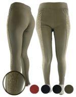 Calza Pantalon Algodón Interior Polar x5 unds. Tallas: S - M - L - XL - XXL