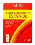 Diccionario Español x 4 Unds.