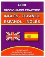 Diccionario Español - Ingles x 4 Unds.