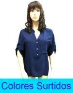 Blusa  Dama  x6  Unds Talla:M al XL
