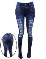 Jeans Dama x6 unds. Tallas: 36 ala 48