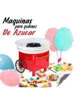Máquina Para Algodon de Azucar  x 3 unds.