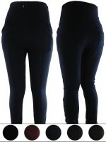 Calzas Torero Algodón Elasticado x3 unds.Tallas: Standar