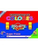 x3 Pack de Cartulina de Colores