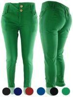 Pantalón Elasticado x4 unds. Tallas: 36 al 46