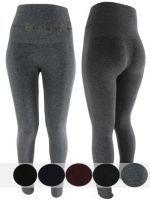 Calzas de Algodón Elásticado x12 unds. Tallas: Standar