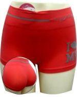 Boxer de Dama x12 unds. Tallas: M/L - XL/XXL