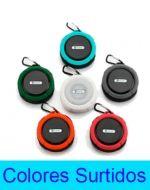 Parlante con Bluetooth x 3 Unds.