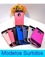 Carcasa de Doble Lisa Mate Huawei  Android x 3 Unds.