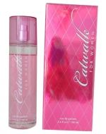 Perfume de Mujer Catwalk For Women  x 4 Und. Medida : 100ml.