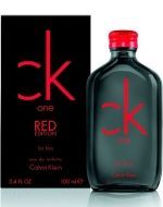 Perfume de Hombre  One Red Edition For Him  x 1 Unds. Medida : 100ml.