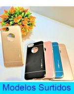 Carcasa Metálicas Samsung Android x 3 Unds.