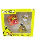 Perfume de Niño Angry  Birds  mas Notepad y Colgante x 1 Unds. Medida : 50ml.