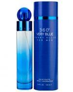 Perfume de Hombre 360° Perry Ellis Very Blue  x 1 Unds. Medida : 100ml.