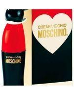 Perfume de Mujer Cheap And Chic Moschino x 1 Und. Medida : 100ml.