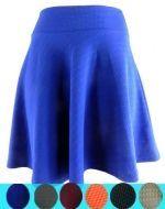 Minifalda De Algodon x4 und. Talla: Standar
