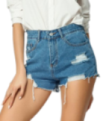 Shorts de Mujer