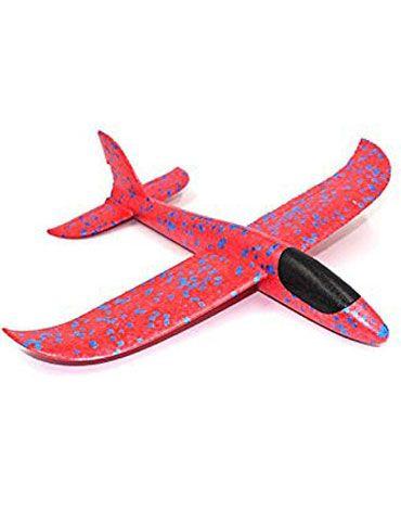 Avion de Tecnopor x 6 Unds