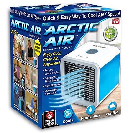 Aire Acondicionado Portátil 10 w x 2 Und.