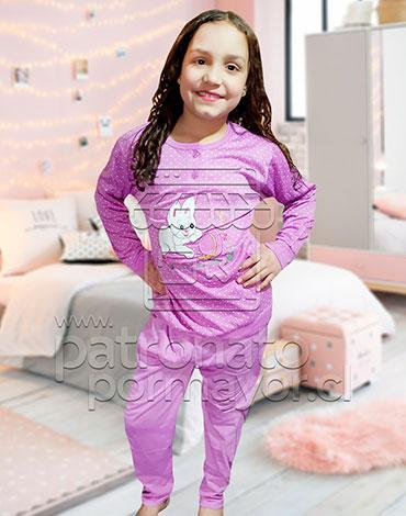 Pijama de Niña x 4  unds Tallas: 4 - 6 - 8 - 10