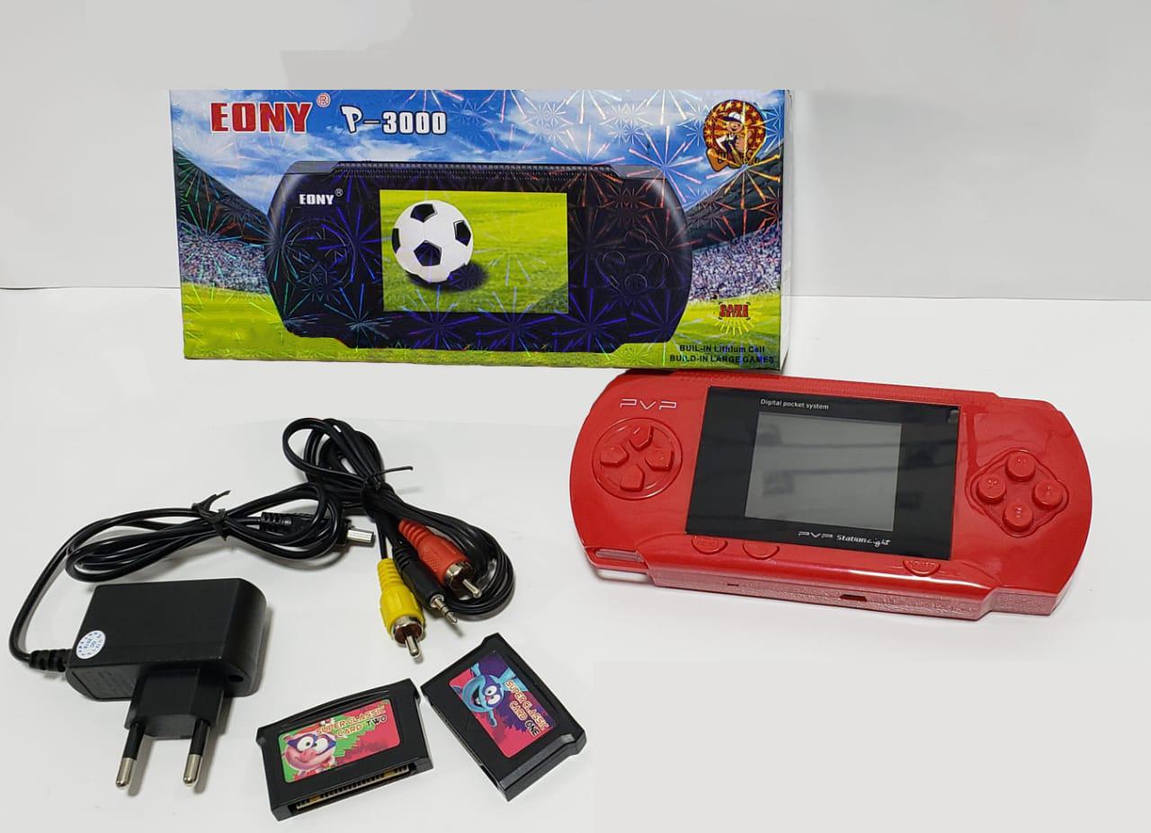 Consola Portátil PVP 3000 x 4 Unids.