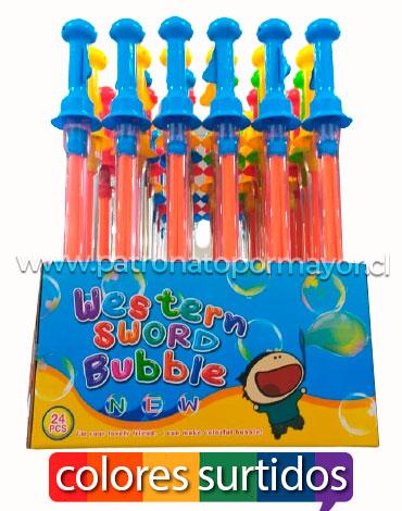 4 Set de Burbuja Espada