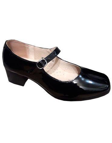 Zapato de Huaso Para Mujer x 15 Pares Tallas: 35 - 36 - 37 - 38 - 39 - 40 - 41