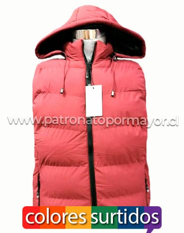 Parka Impermeable sin Manga x 40 Unds.