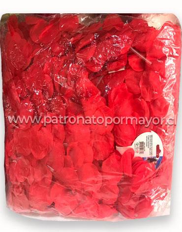 Petalos de Rosa Artificiales x1 Und