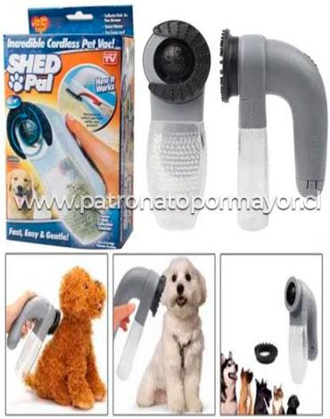 Extractor De Pelos Aspiradora Especial Para Perros Y Gatos x3 Unds