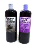 Shampoo Matizador 500ml x 3 und