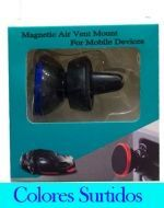 Soporte Magnetico para Auto x6 Unds. Medida: 6 cm aprox.