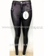 Pantalon Eco Cuero Dama  x 12 Unds. Tallas : 34 al 44