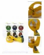 Ventilador de Agua Portatil  x 6 Unds.Medida : 28 x 9 x 5 x 6.5 cm Aprox