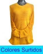 Chaleco Hilo  de Dama x 3 Und. Talla: Standar