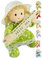 Muñecas decorativas x12 unds