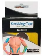 Parche Kinesiology Tape x 4 Cajas