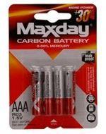 12 Set Bateria AA 1.5V MAXDAY
