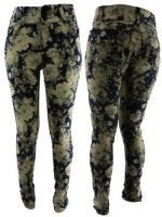 Pantalones de Algodón x3 unds. Tallas: 36 al 44