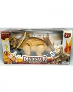 Dinosaurio de Juguete con  Sonido x 4 Unds.