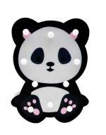 Lampara Led Panda x 6 Unds. Medida : 23.2 CM X 15.7 CM aprox