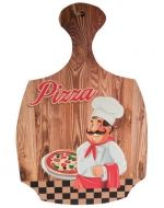 Tabla para pizza 24 x 37 cm x 4 Uds.