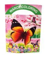 Libro para Colorear de Mariposa x12 Unds.