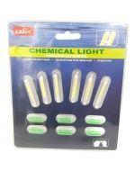 Chemical Light Indicador Luz x6 Und. Medida; 12 PCS