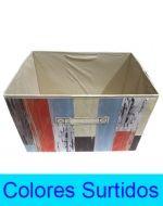 Organizador x4 unds. Medidas: 39x26x25 cm