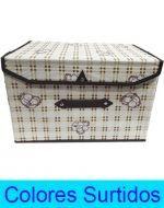 Caja Multiuso x4 unds. Medidas: 37x24x24 cm